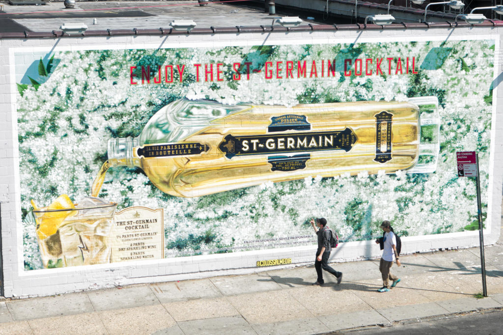St Germain campaign by Dean West...