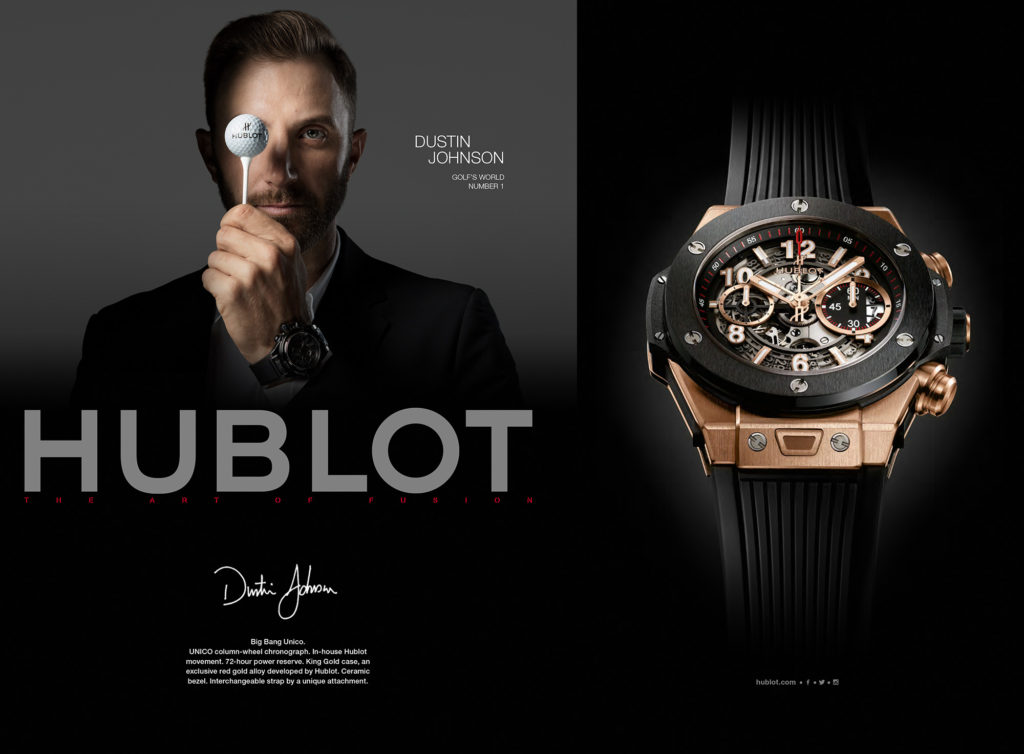 Hublot and Baebler in harmony...